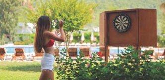 Antalya'daki oteller, otel aktiviteleri