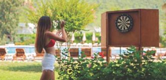 Hotel activities in Turkey
