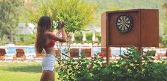 Hotelaktivitäten in der Türkei