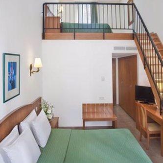 Kemer otelleri, otel odası, AKKA Claros
